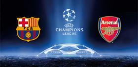 FC Arsenal vs. FC Barcelona