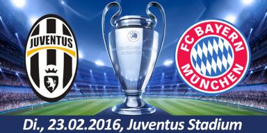 Juventus Turin – FC Bayern München
